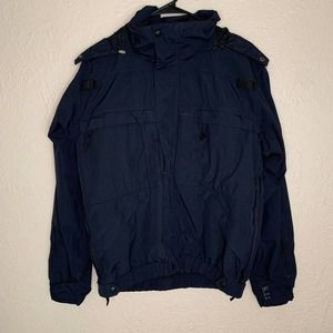 5.11 Tactical 5-in-1 Jacket Blue Small